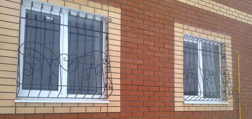 Решетки на окна ижевск